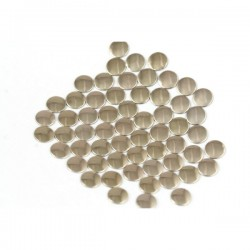 Nailhead studs Round 6 mm Bronze