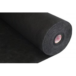 Tear-away paper backing – black 40g/m