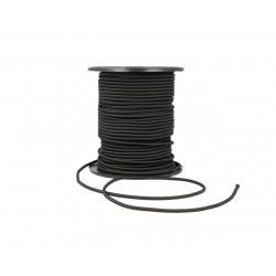 Gumosznurek elastyczny 2mm Czarny