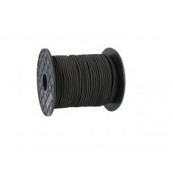 Gumosznurek elastyczny 3mm Czarny