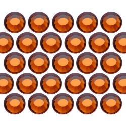 Dżety szklane SS6 (2mm) Sm. Topaz