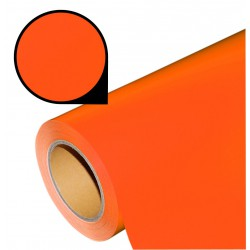 Folia flex PU40 pomarańczowa neon