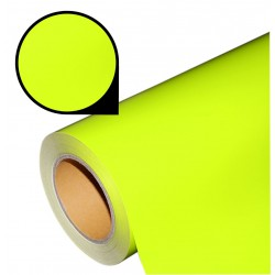 Folia flex PU41 neon yellow
