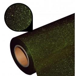 Folia glitter PU GL06 olive