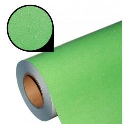 Folia glitter PU GL42 neon green