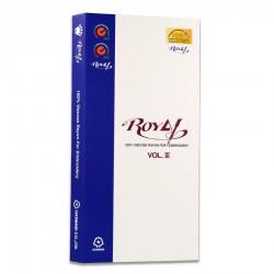 Katalog nici wiskozowych ROYAL 504 kolory