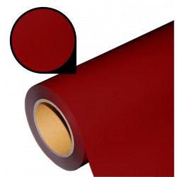 Folia puff PU PUF11 red