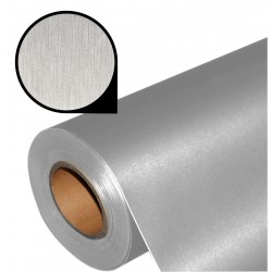 Folia brush flex PU BF03 silver