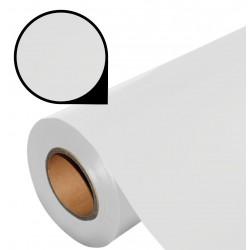 Folia brick PU BR01 white