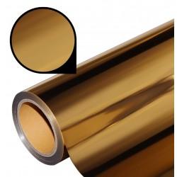 Folia soft flex PU SF04 deep gold