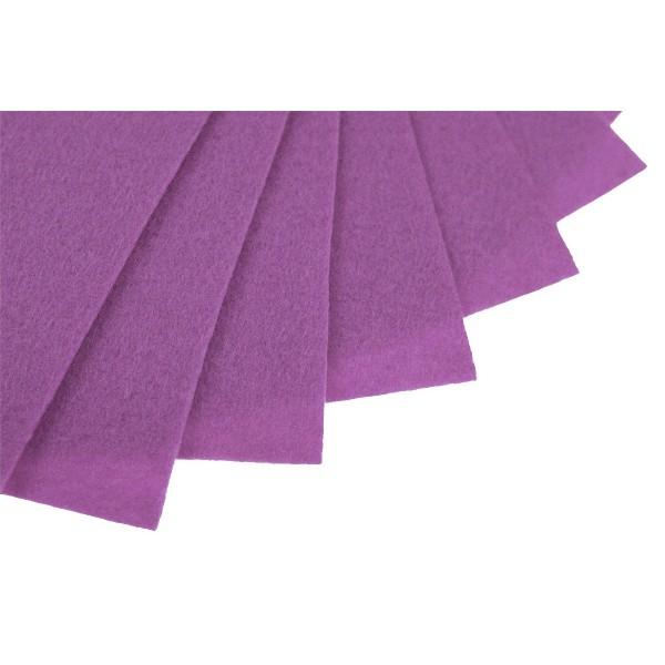 Felt sheets 20x30 cm P069 - 15 pcs