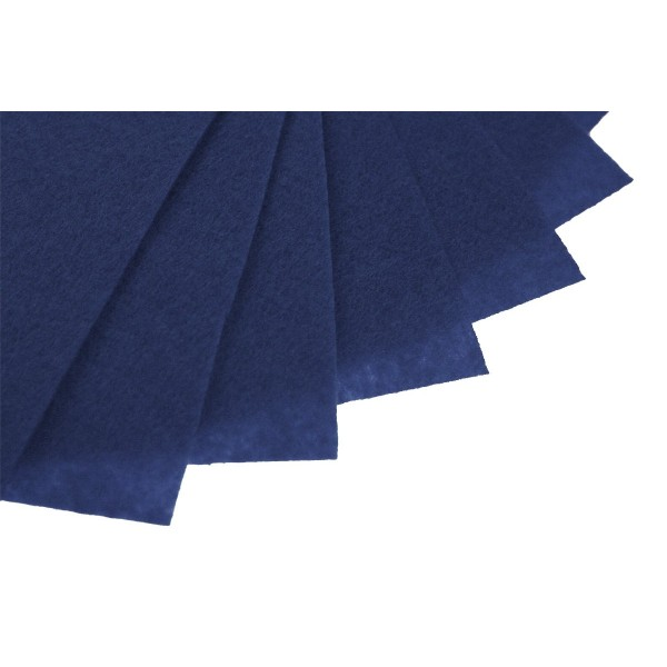 Felt sheets 20x30 cm P074 - 15 pcs