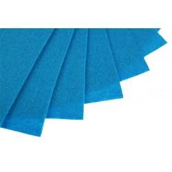 Felt sheets 20x30 cm P059 - 15 pcs