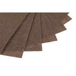 Felt sheets 20x30 cm P159 - 15 pcs