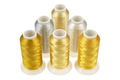 Metallized thread Royal