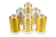 Metallized thread Royal