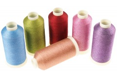 Metallized thread TWIST