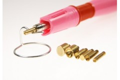 Hot fix rhinestones applicator
